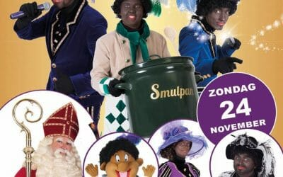 De Grote Martino's Sinterklaasshow